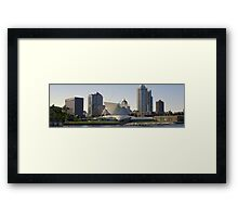 Milwaukee Calatrava Framed Print
