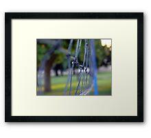 INTERNET Framed Print