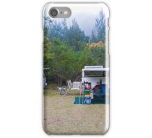 Campsite, Bendethera, Deua National Park, NSW iPhone Case/Skin