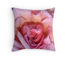Femininity (Rose) Throw Pillow