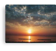 L'Alba del giorno dopo il temporale....ITALY-europe -3800 VISUALIZZAZ NOVEMBRE. 2013--Featured in Italia 500+- VETRINA RB EXPLORE 18 APRILE 2012 --- Canvas Print
