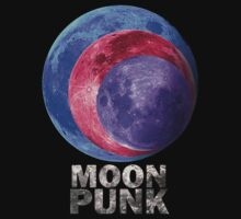 Moon Punk One Piece - Short Sleeve