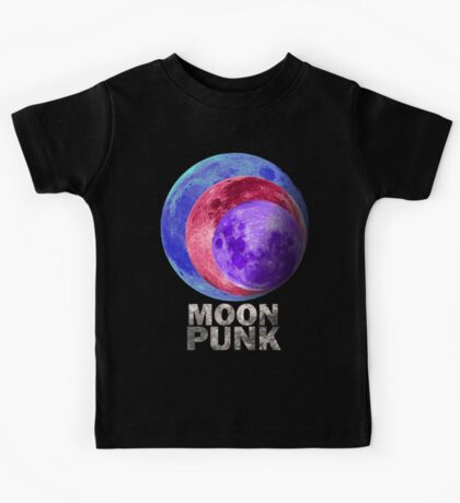 Moon Punk Kids Tee