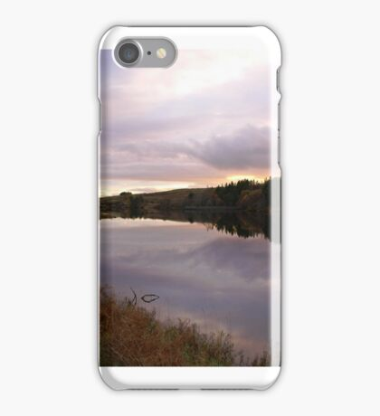 Calm sky iPhone Case/Skin