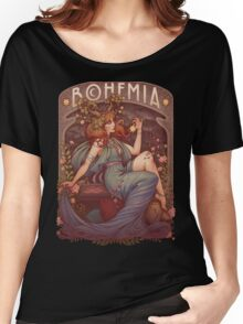 BOHEMIA Women's Relaxed Fit T-Shirt