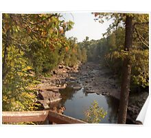michigan trail Poster