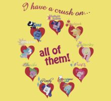 I have a crush on... all of them! Kids Clothes