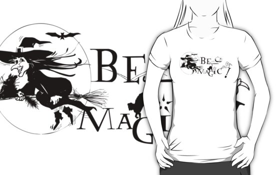 Be Magic! by Egery