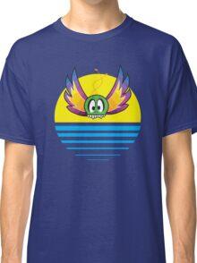 Skull on the Horizon. Classic T-Shirt