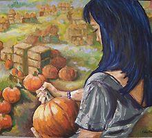 Pumpkin Patch 2010 by Carina V. Bareng