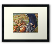 Pumpkin Patch 2010 Framed Print