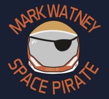 Mark Watney, Space Pirate. by Josbel