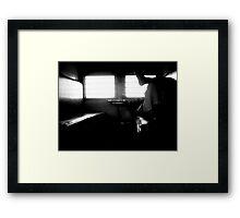 The Sleeper Framed Print