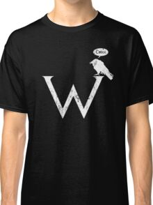 Watchers on the Wall tshirt contest design: Corn! (distressed) Classic T-Shirt