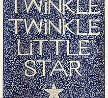 Twinkle Twinkle Little Star by Donna Huntriss