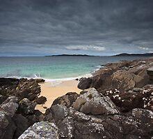 Luskentyre Sand by Phil Millar