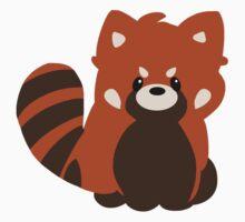 Red Panda by 8panga8