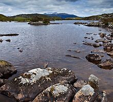 Loch Plocrapool by Phil Millar