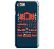 1.21 Stitches iPhone Case/Skin