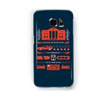 1.21 Stitches Samsung Galaxy Case/Skin