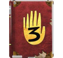 journal 3 iPad Case/Skin