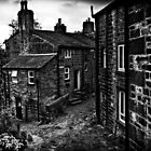 Heptonstall :The Village On The Hill. by inkedsandra