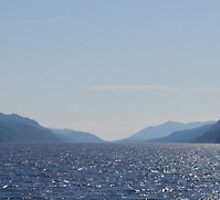 Loch Ness by Jack McInally