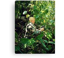 ~Sergeant Major Joe~ Canvas Print