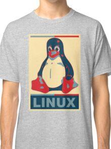 Linux Tux Classic T-Shirt