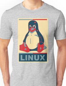 Linux Tux Unisex T-Shirt