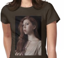 Burnished Dream Womens Fitted T-Shirt