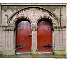 St Mary's tower door by markw123
