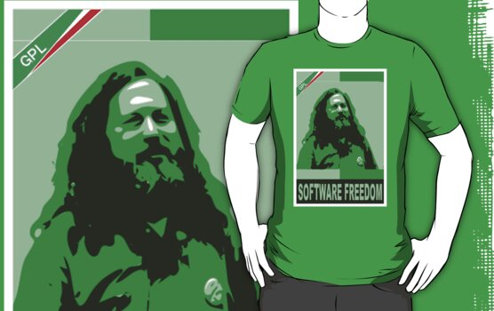 Software Freedom by naesk