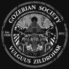 Gozerian Society by Ryan Sawyer