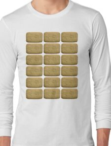 Nice Biscuits Long Sleeve T-Shirt