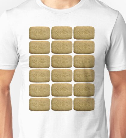 Nice Biscuits Unisex T-Shirt