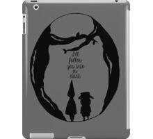 Into the Dark iPad Case/Skin