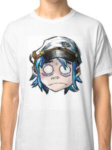 2D - Gorillaz Classic T-Shirt