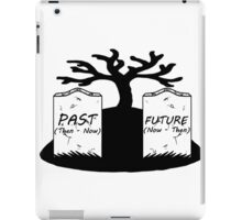 Past & Future Death iPad Case/Skin
