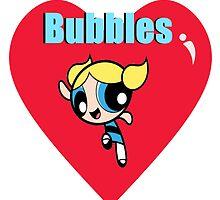 The Powerpuff Girls - Bubbles - (Designs4You) by Skandar223