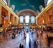 Grand Central Terminal by frankeestadium