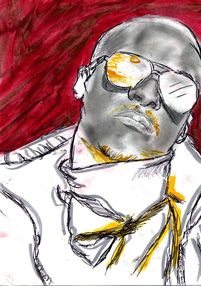 Sketch (Lupe)  by Jerome K-i