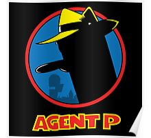 Agent P Poster