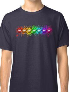 Splatterhouse - RAINBOW INK Classic T-Shirt