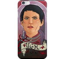 Cassandra Pentaghast - *Disgusted Noise* iPhone Case/Skin