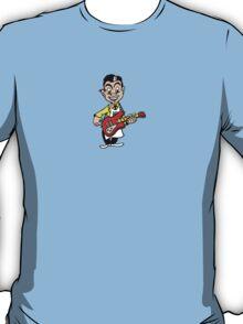 Mr 4 Square Man  T-Shirt