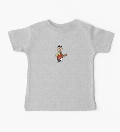 Mr 4 Square Man  Baby Tee