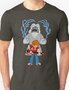 Scott Pilgrim - The Sex Bob-Omb Yeti Unisex T-Shirt
