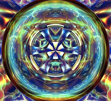 Twelve Faces And A Torus by Hugh Fathers