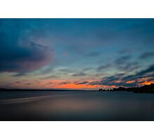 Bayshore Sunrise Photographic Print